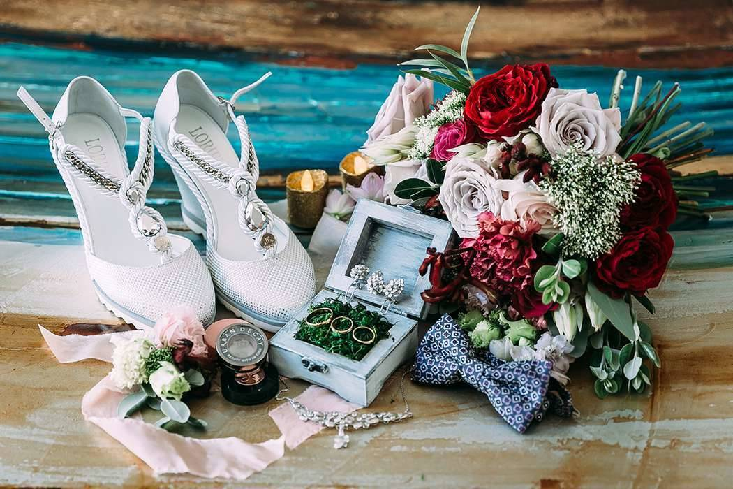 Аксессуары для невесты: основной список