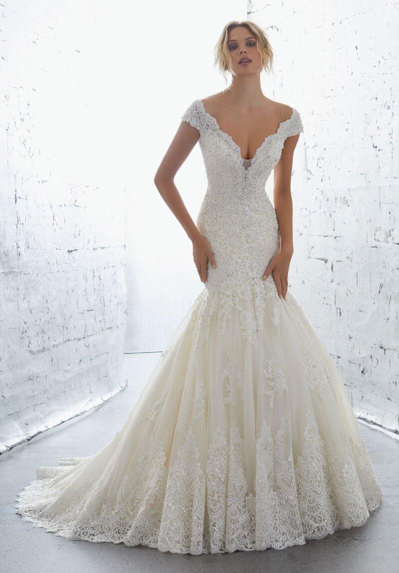 Свадебное платье Mori Lee 1701