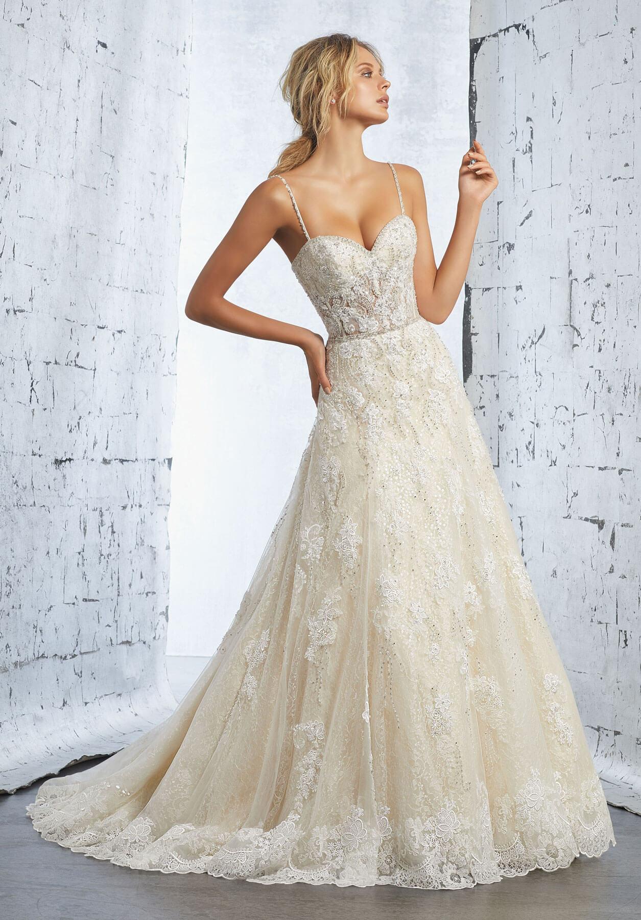 Свадебное платье Mori Lee 1704
