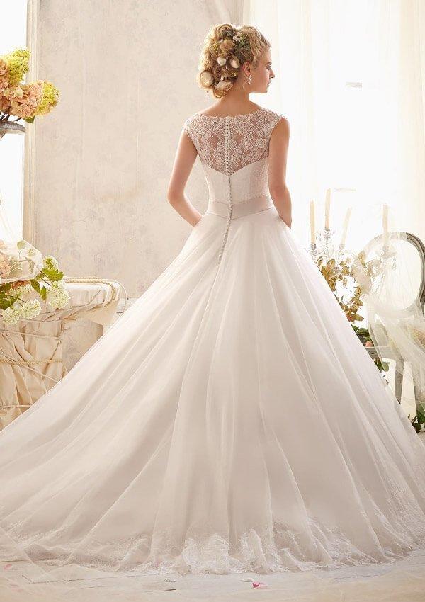 Свадебное платье Mori Lee 2607