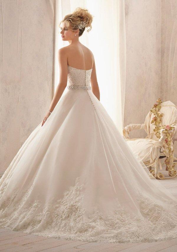 Свадебное платье Mori Lee 2621
