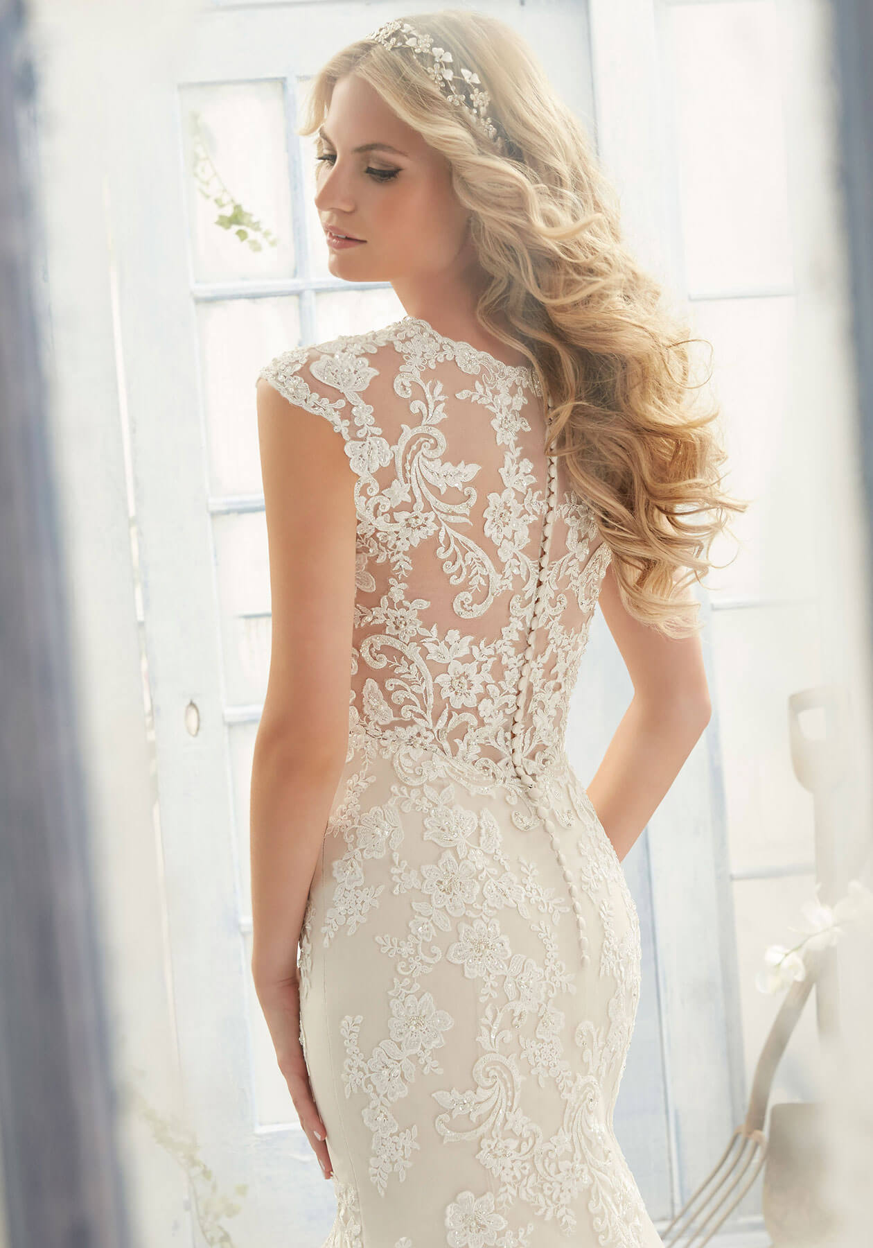 Свадебное платье Mori Lee 2806