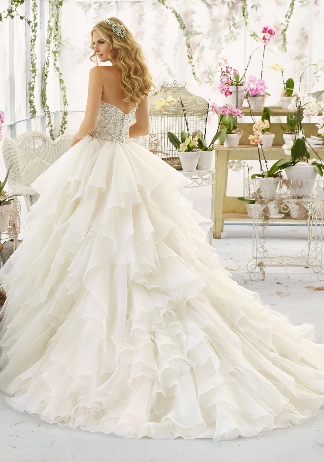 Свадебное платье Mori Lee 2815