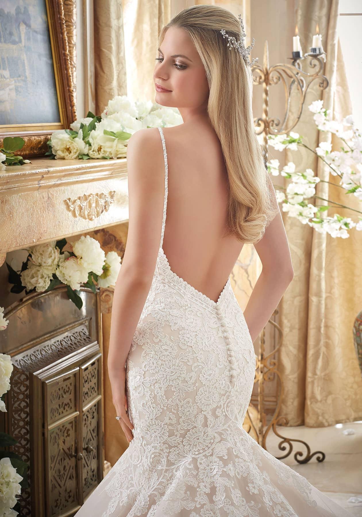 Свадебное платье Mori Lee 2871