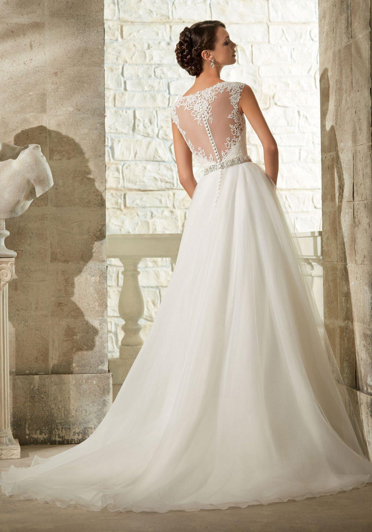 Cвадебное платье Mori Lee 5315