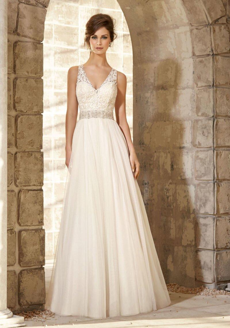 Cвадебное платье Mori Lee 5371