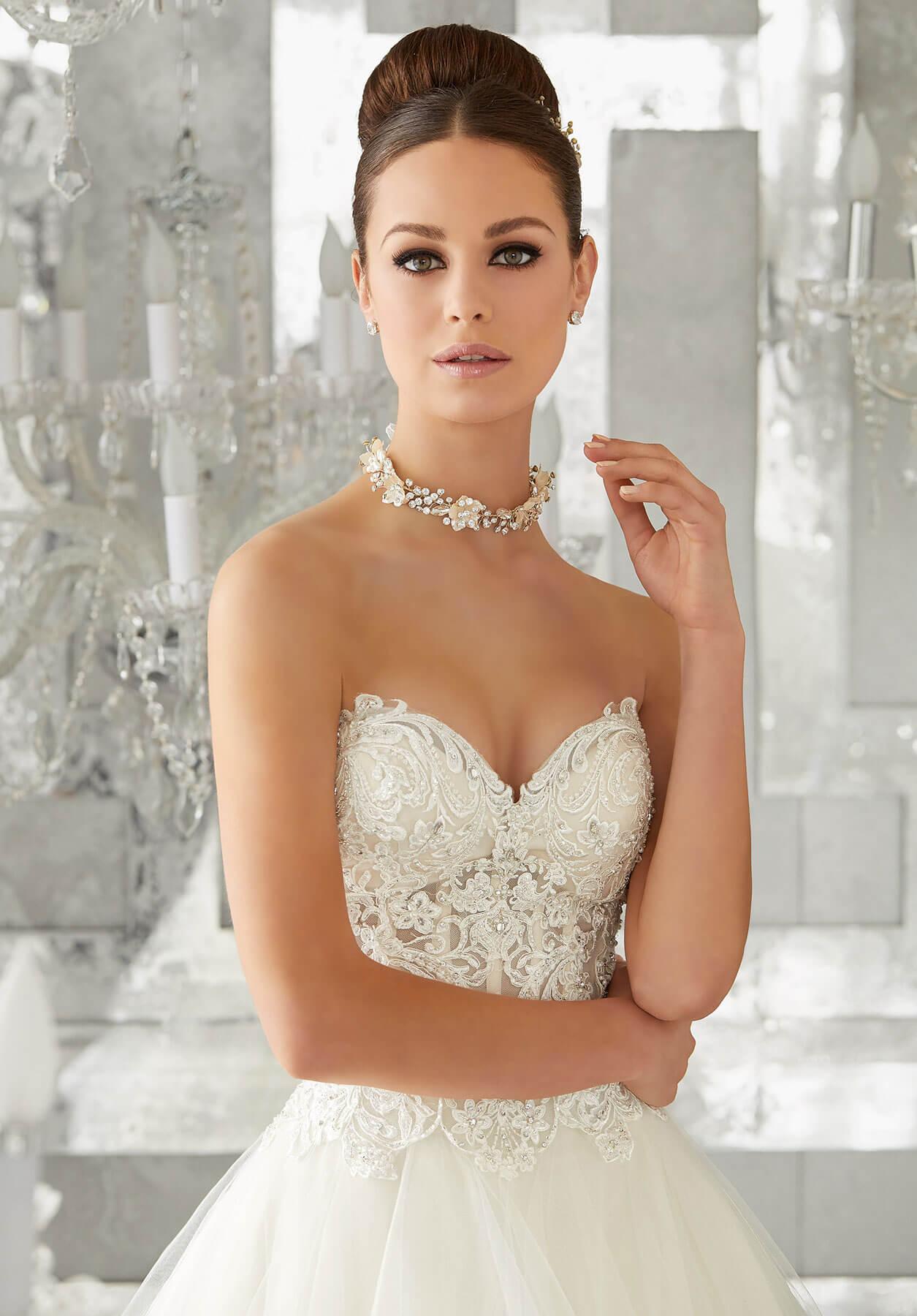 Свадебное платье Mori Lee 5570