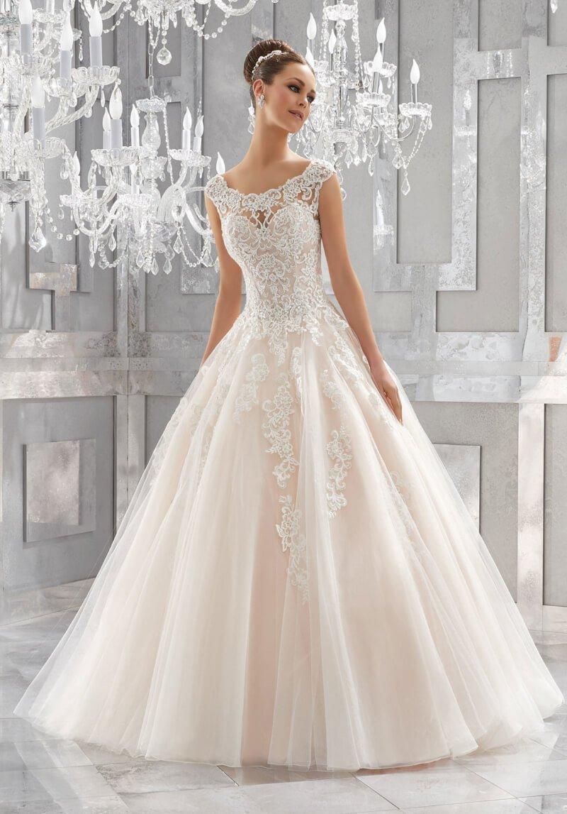 Свадебное платье Mori Lee 5573
