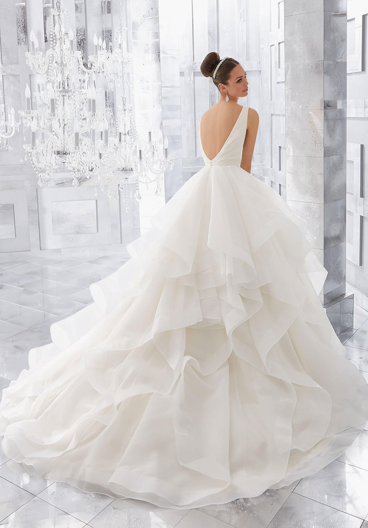 свадебное платье Mori Lee5577