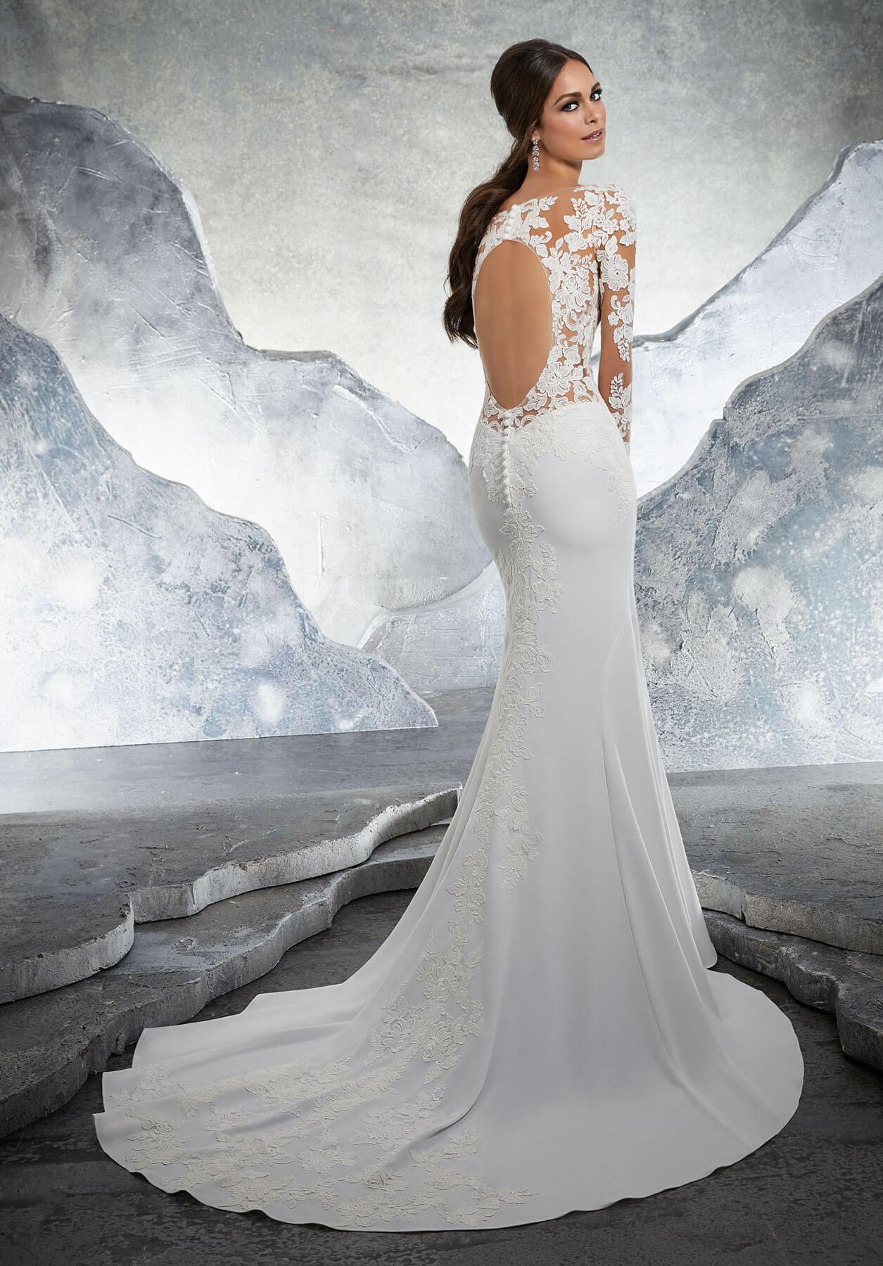 Свадебное платье Mori Lee 5609