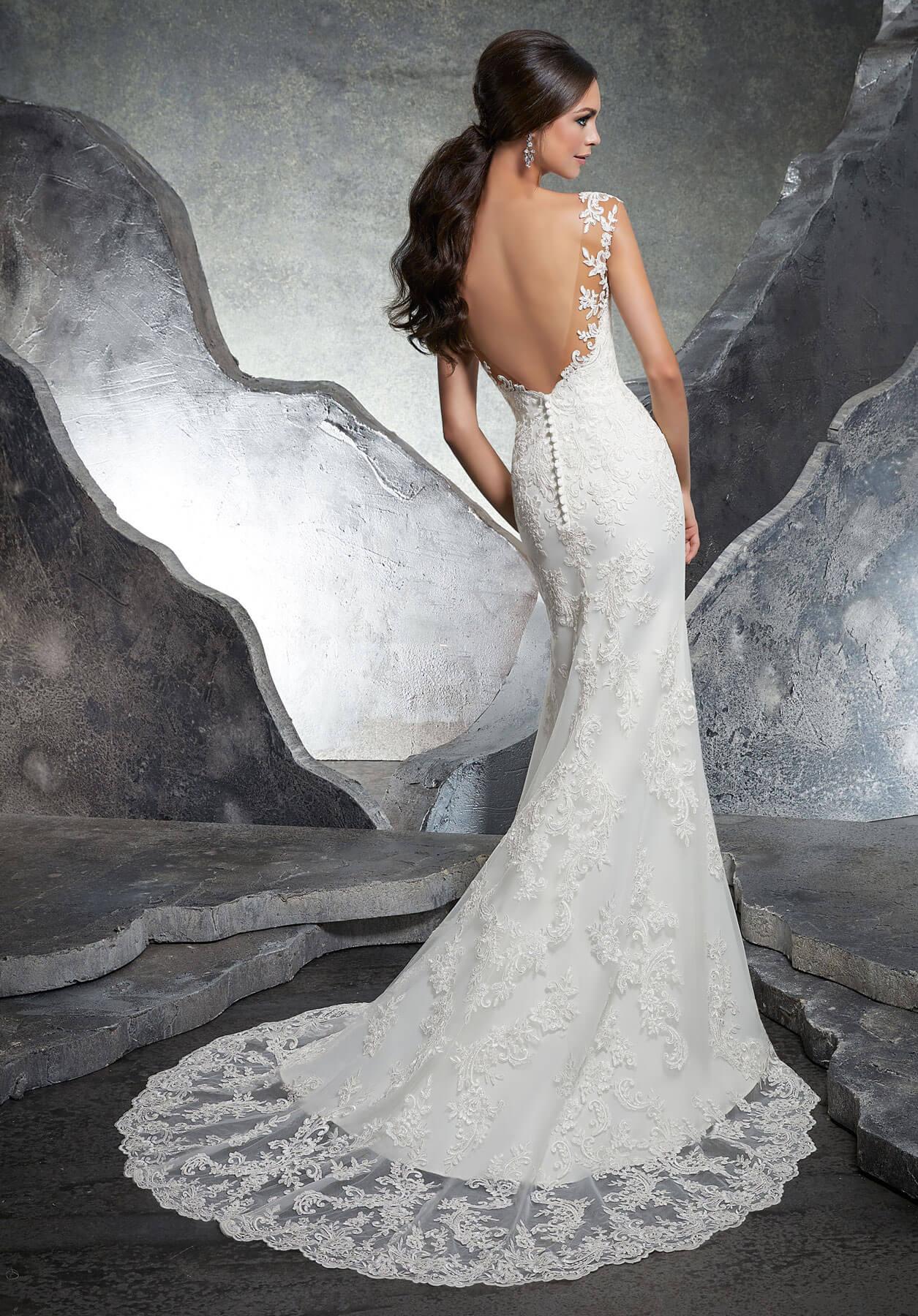 Свадебное платье Mori Lee 5612
