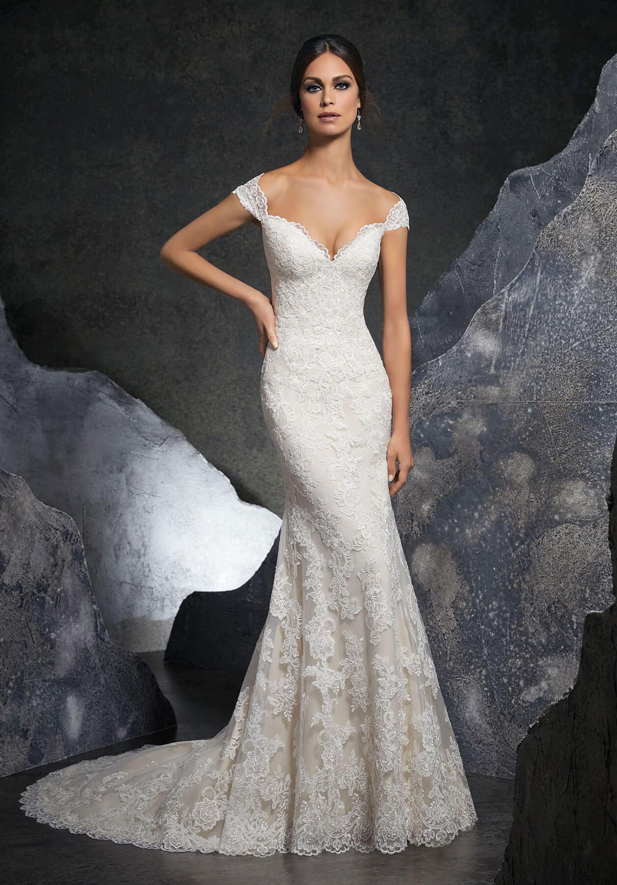 вадебное платье Mori Lee 5616