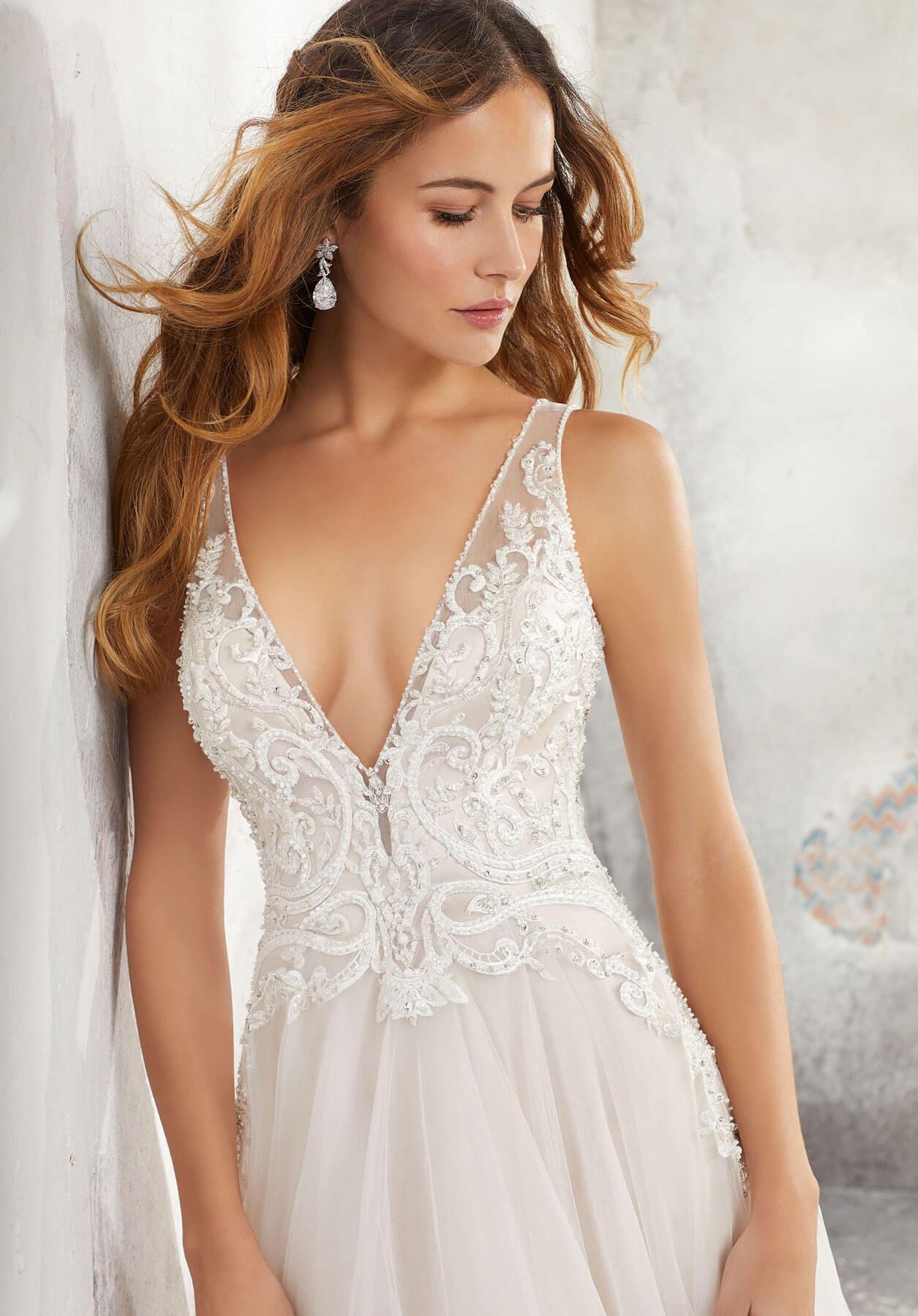 Свадебное платье Mori Lee 5681