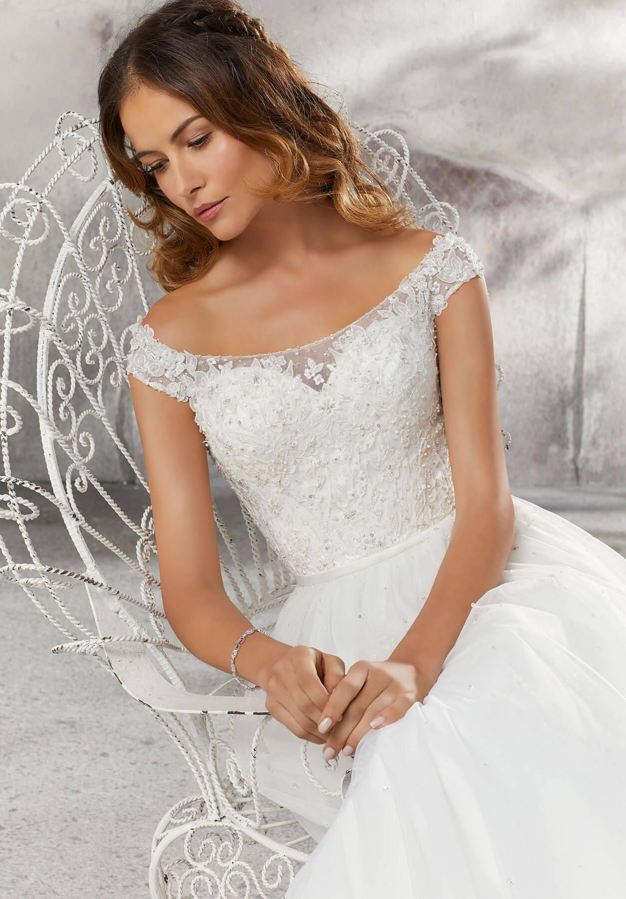 Свадебное платье Mori Lee 5683