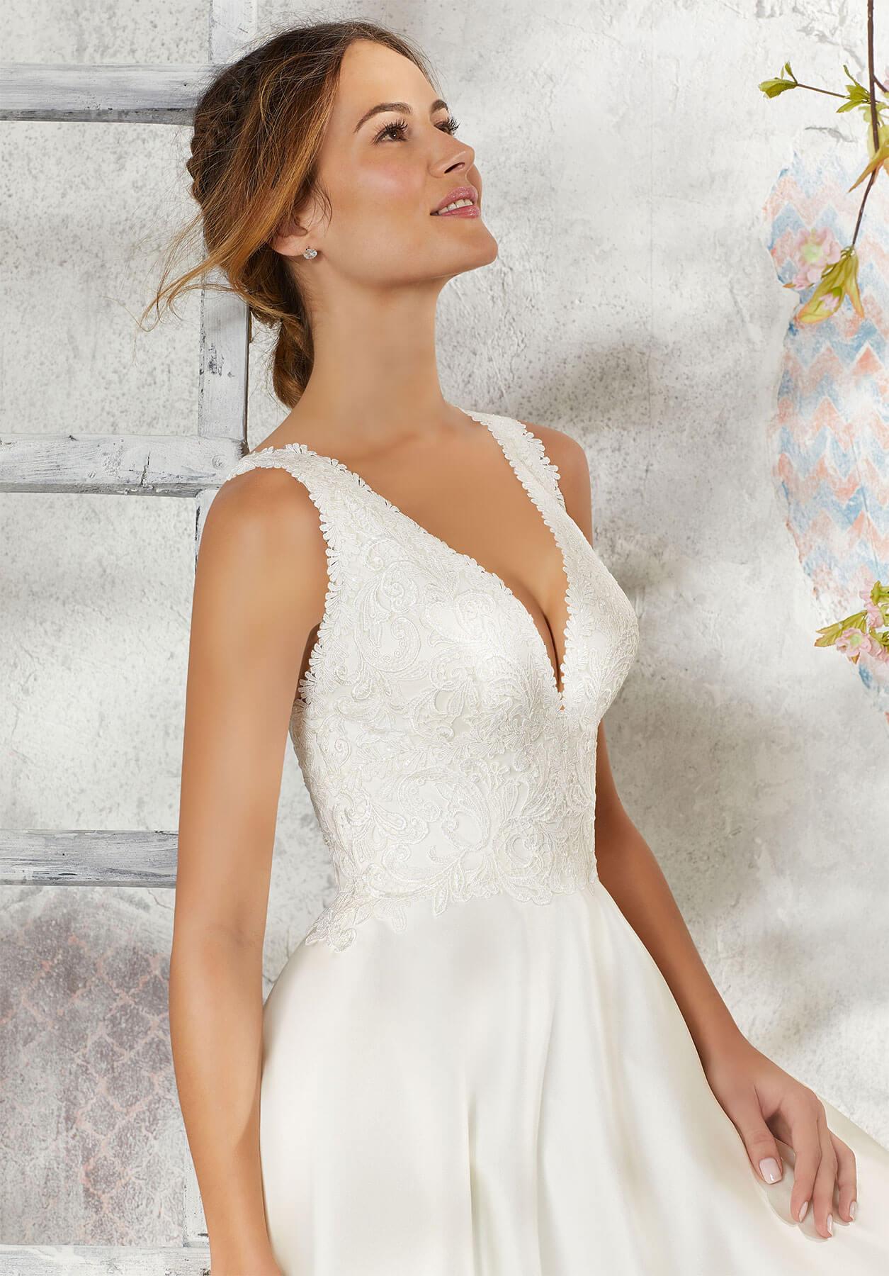 Свадебное платье Mori Lee 5684