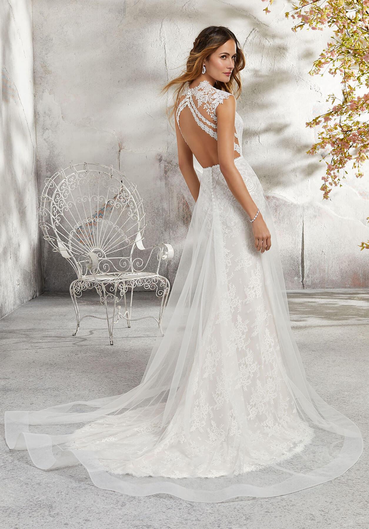 Свадебное платье Mori Lee 5689