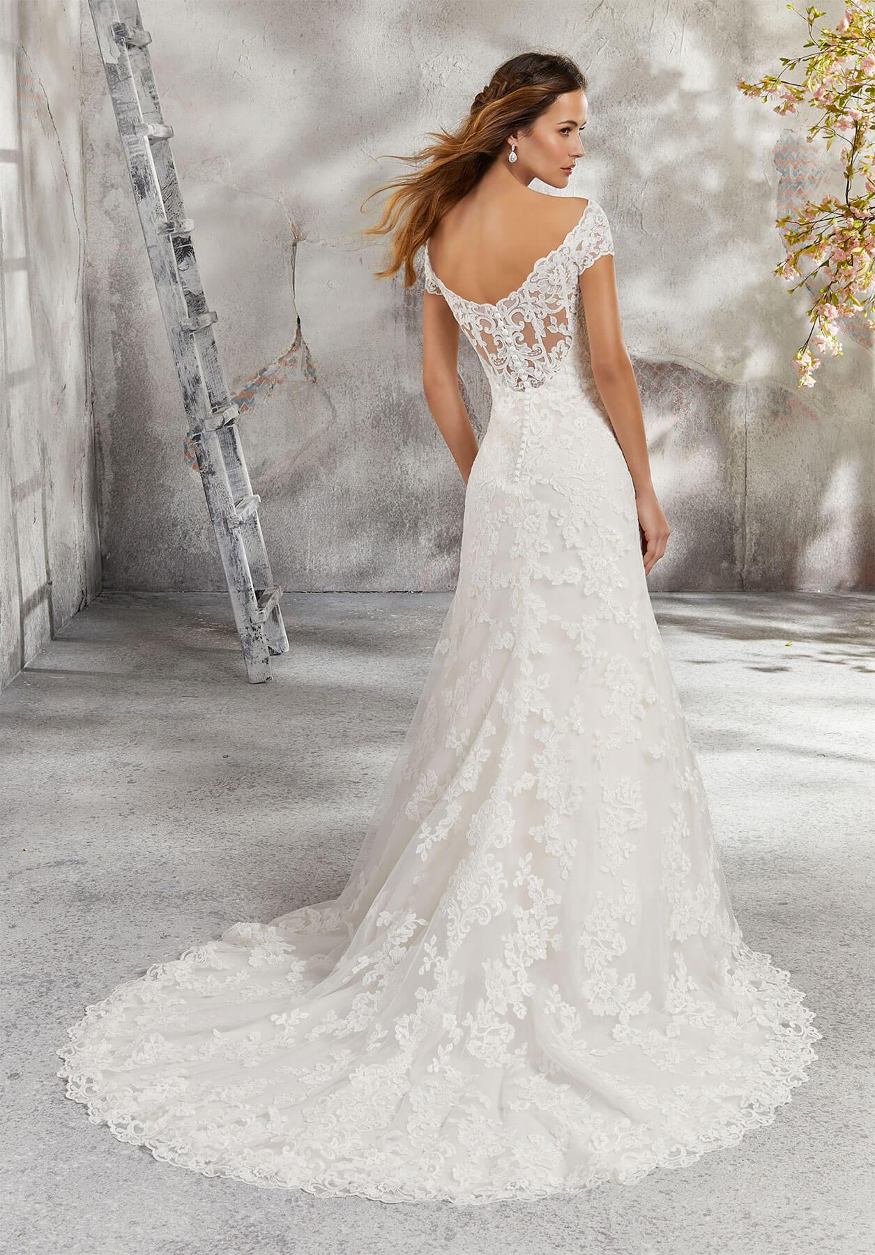 Свадебное платье Mori Lee 5692