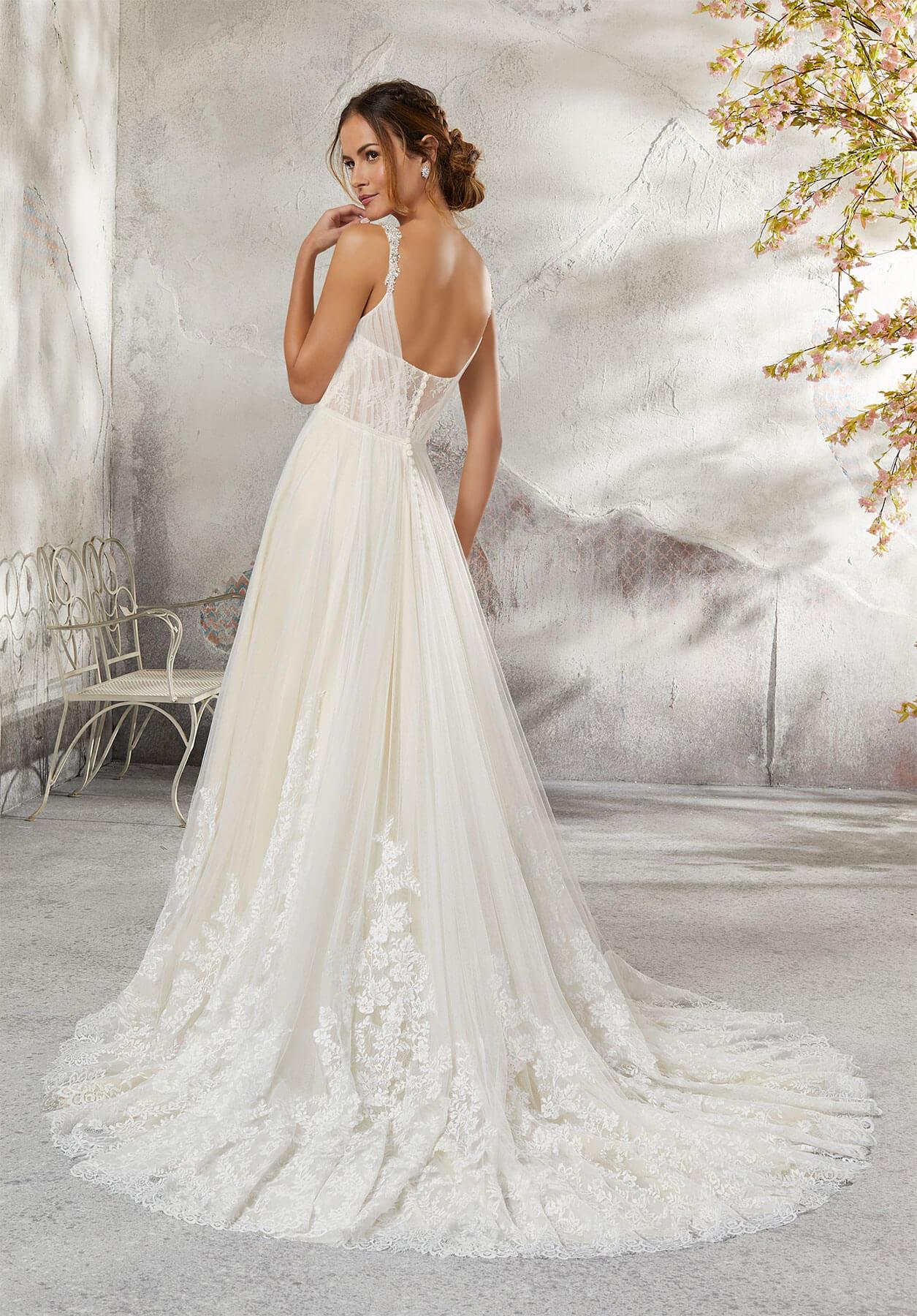 Свадебное платье Mori Lee 5693