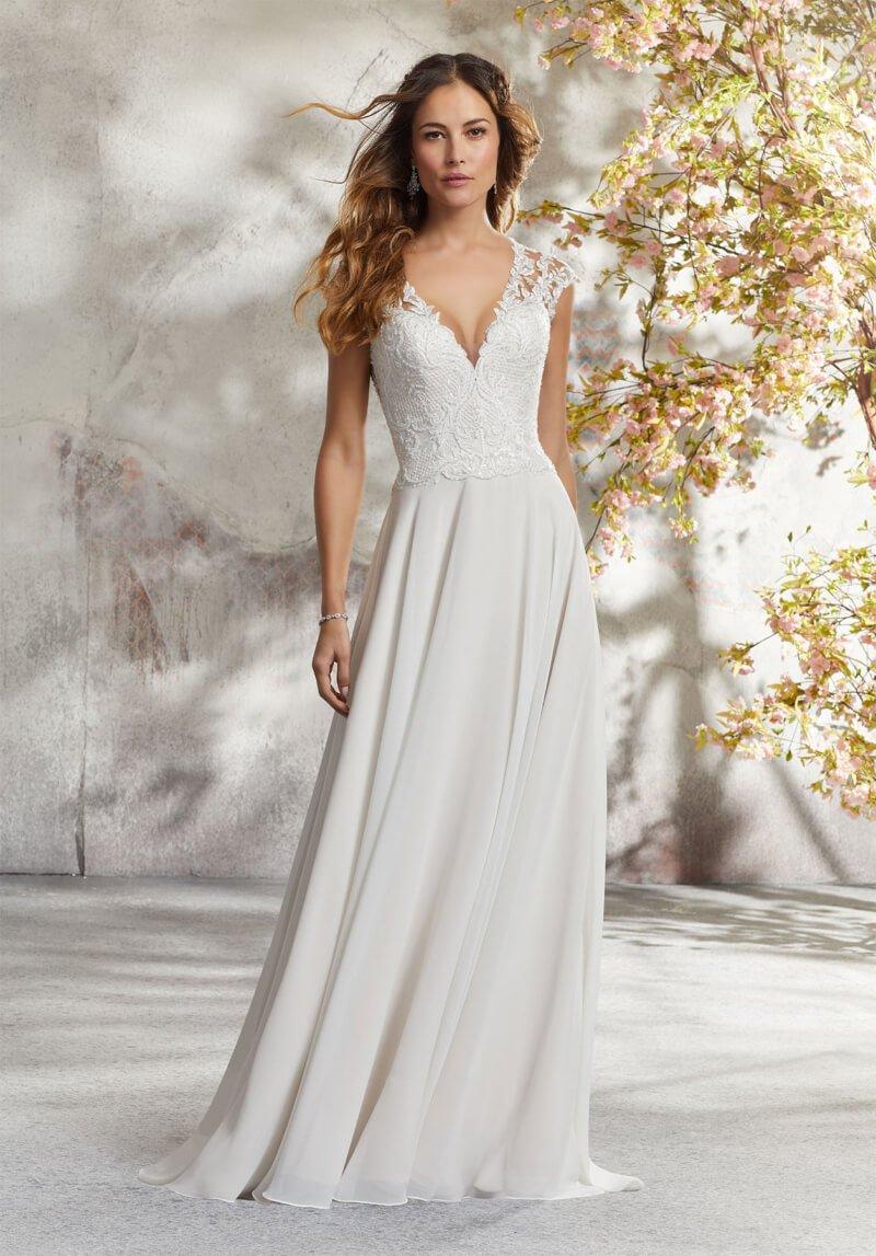 Свадебное платье Mori Lee 5694