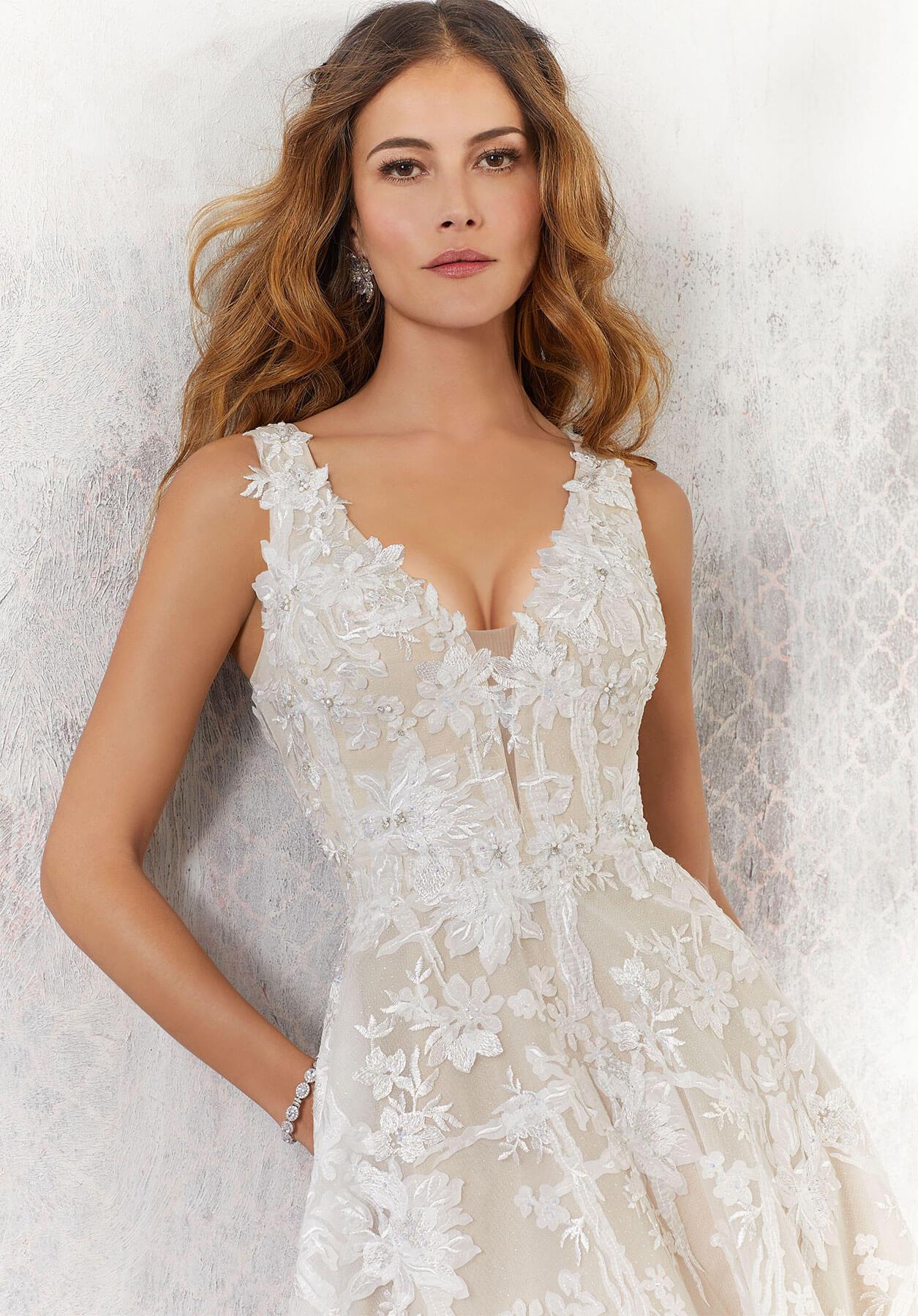 Свадебное платье Mori Lee 5495