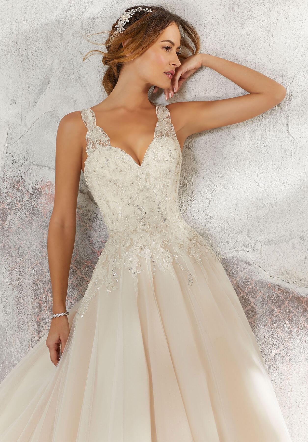 Свадебное платье Mori Lee 5697