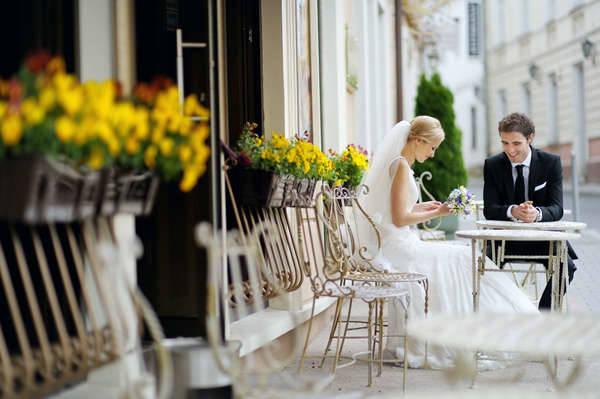Мини-свадьба: праздник для двоих!