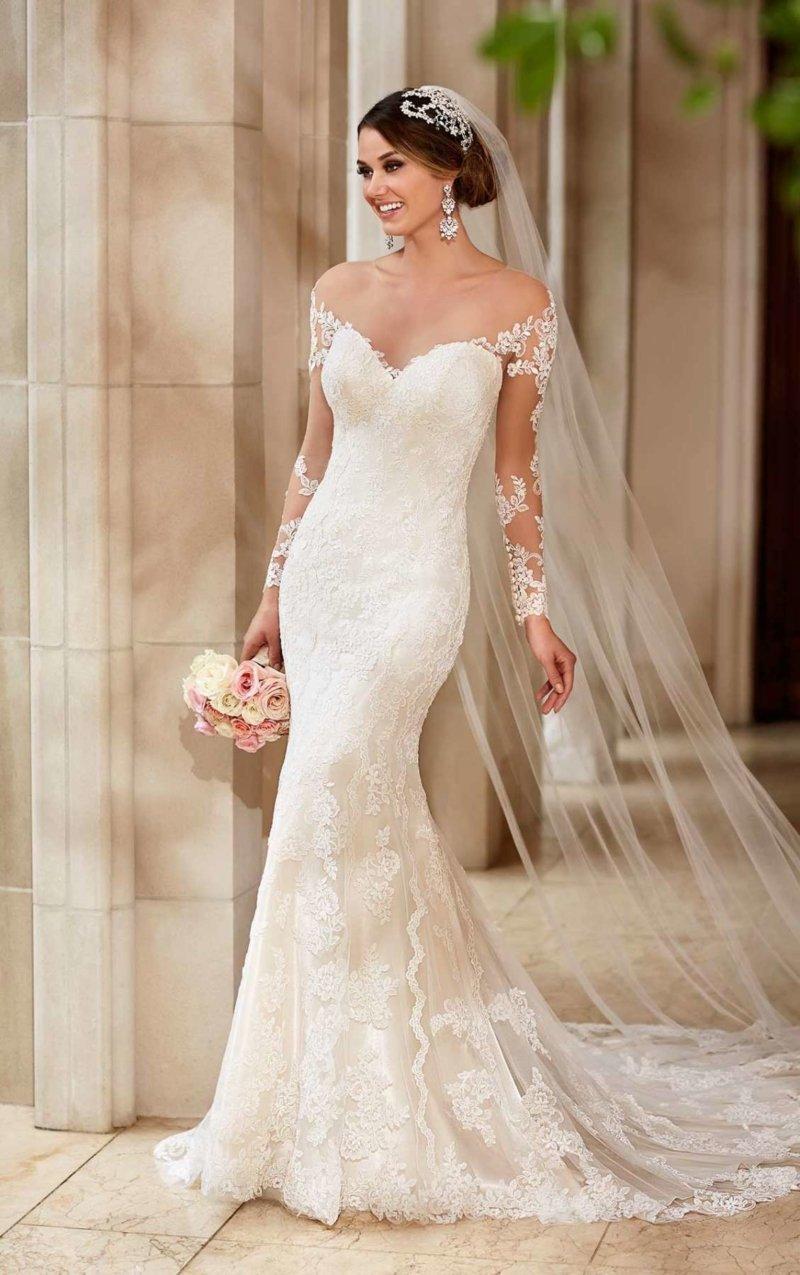 Свадебное платье Stella York 6176