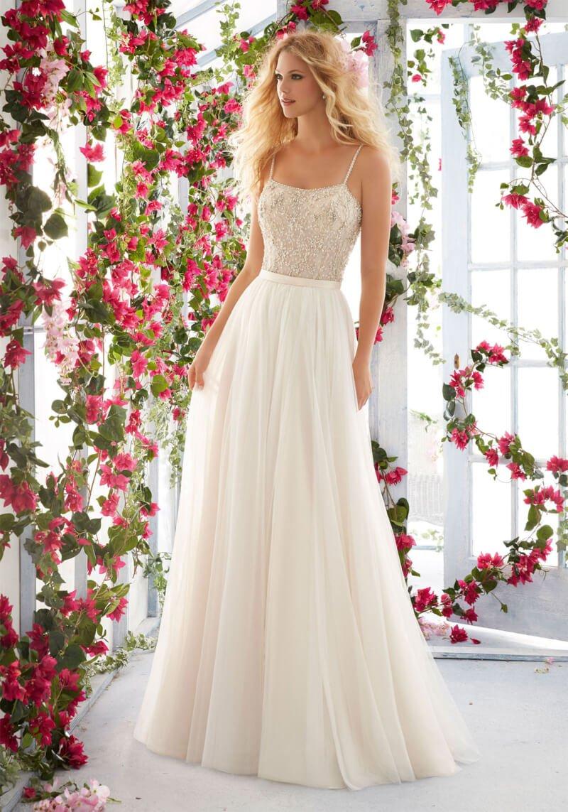 свадебное платье Mori Lee 6822