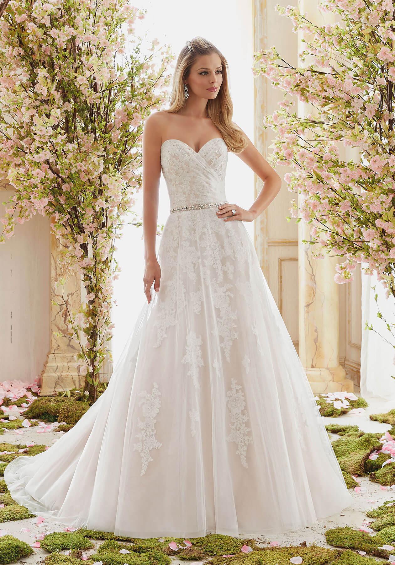 Свадебное платье Mori Lee 6834