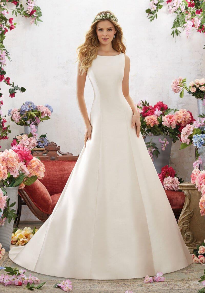 Свадебное платье Mori Lee 6858