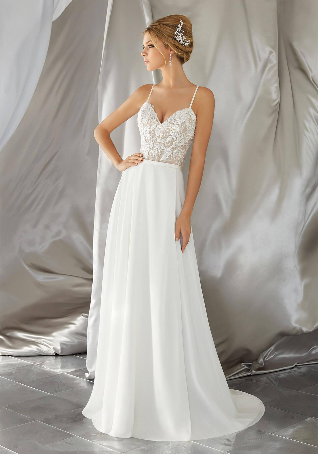 Свадебное платье Mori Lee 6861