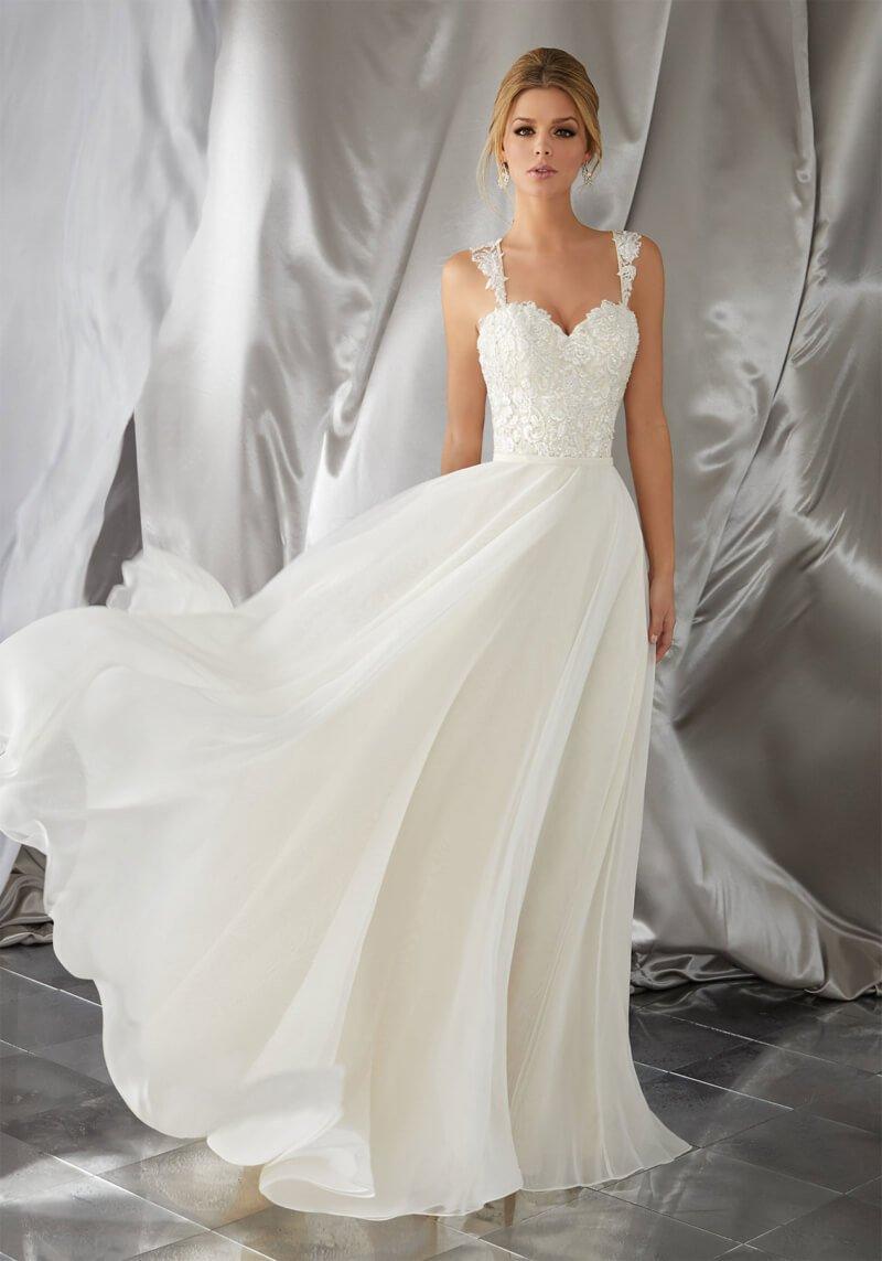 Свадебное платье Mori Lee 6867
