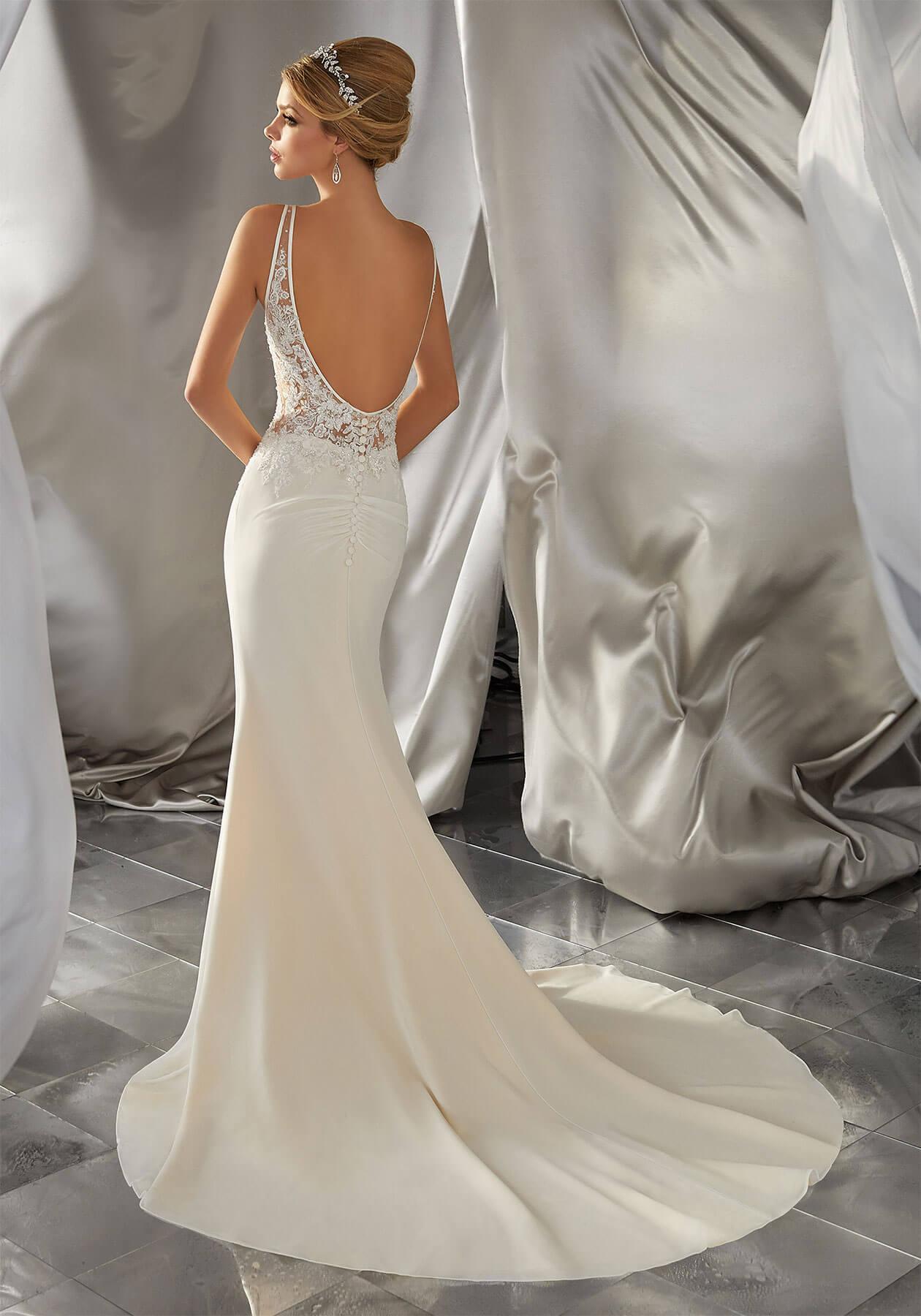 Свадебное платье Mori Lee 6870