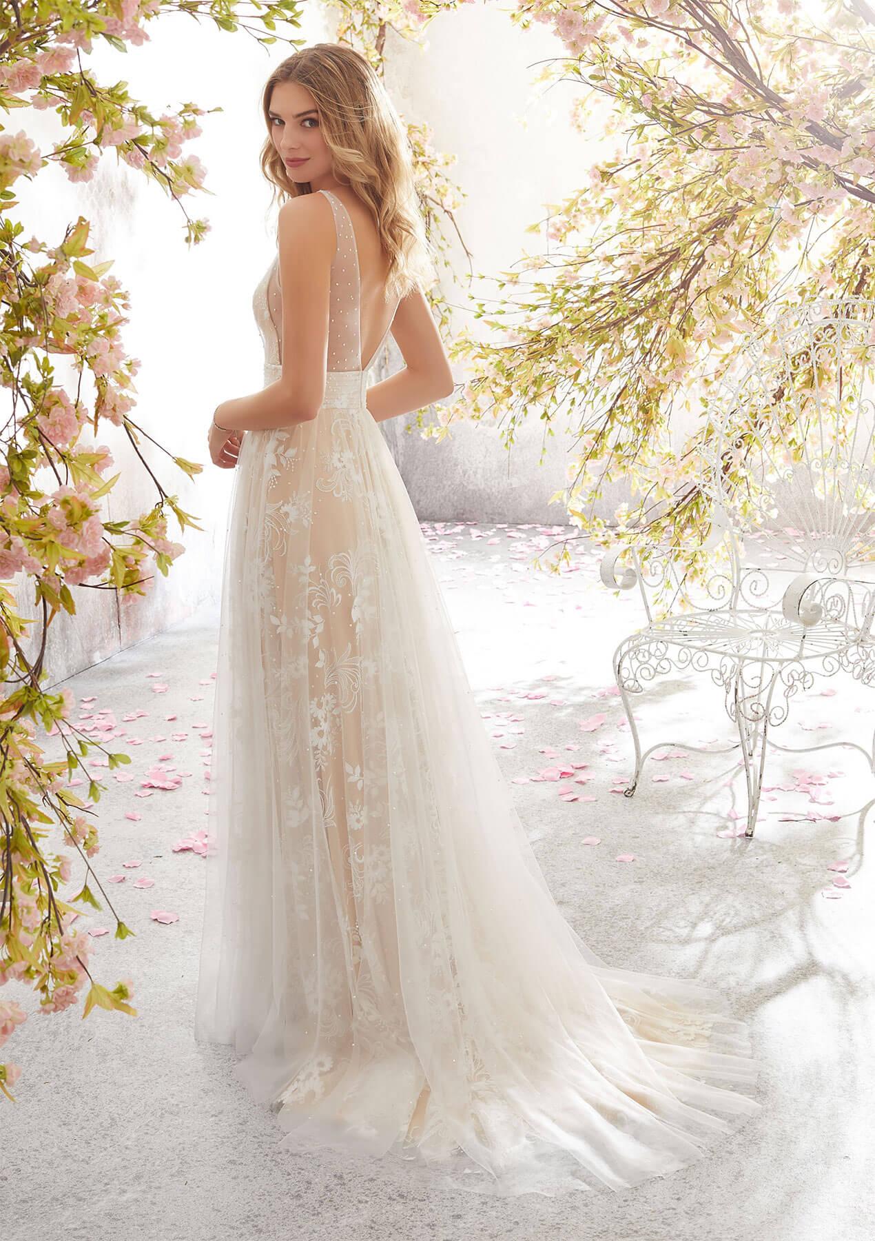 Свадебное платье Mori Lee 6896