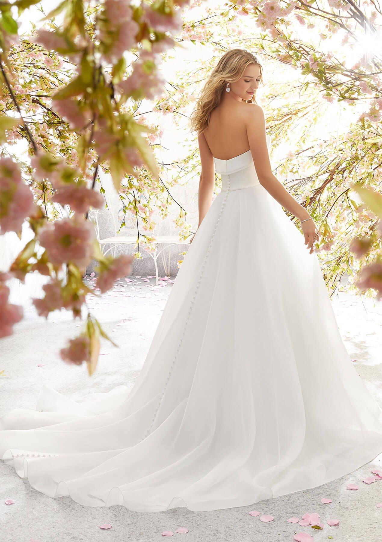 Свадебное платье Mori Lee 6897