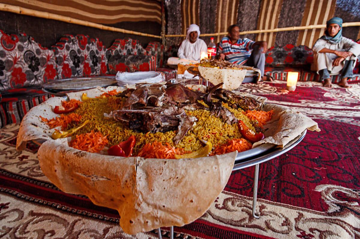 Свадьба Бедуинов