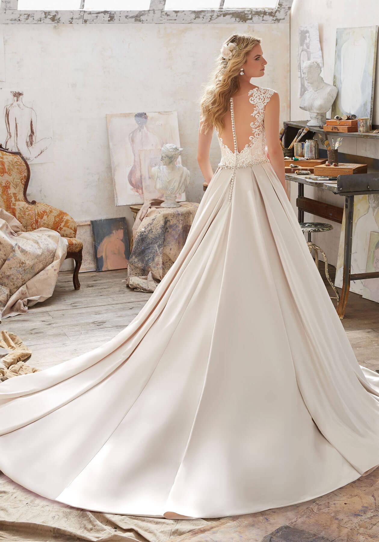 Свадебное платье Mori Lee 8103