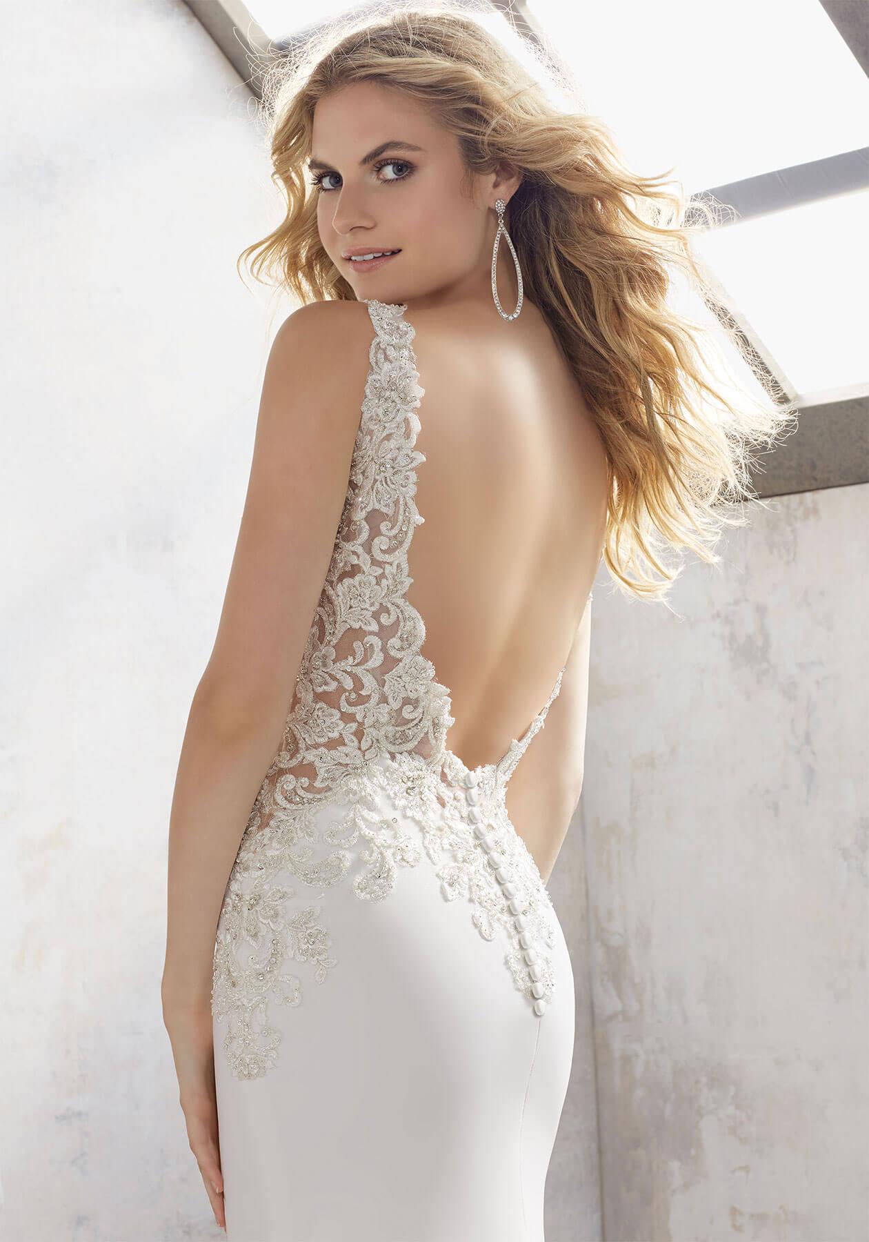Cвадебное платье Mori Lee 8113