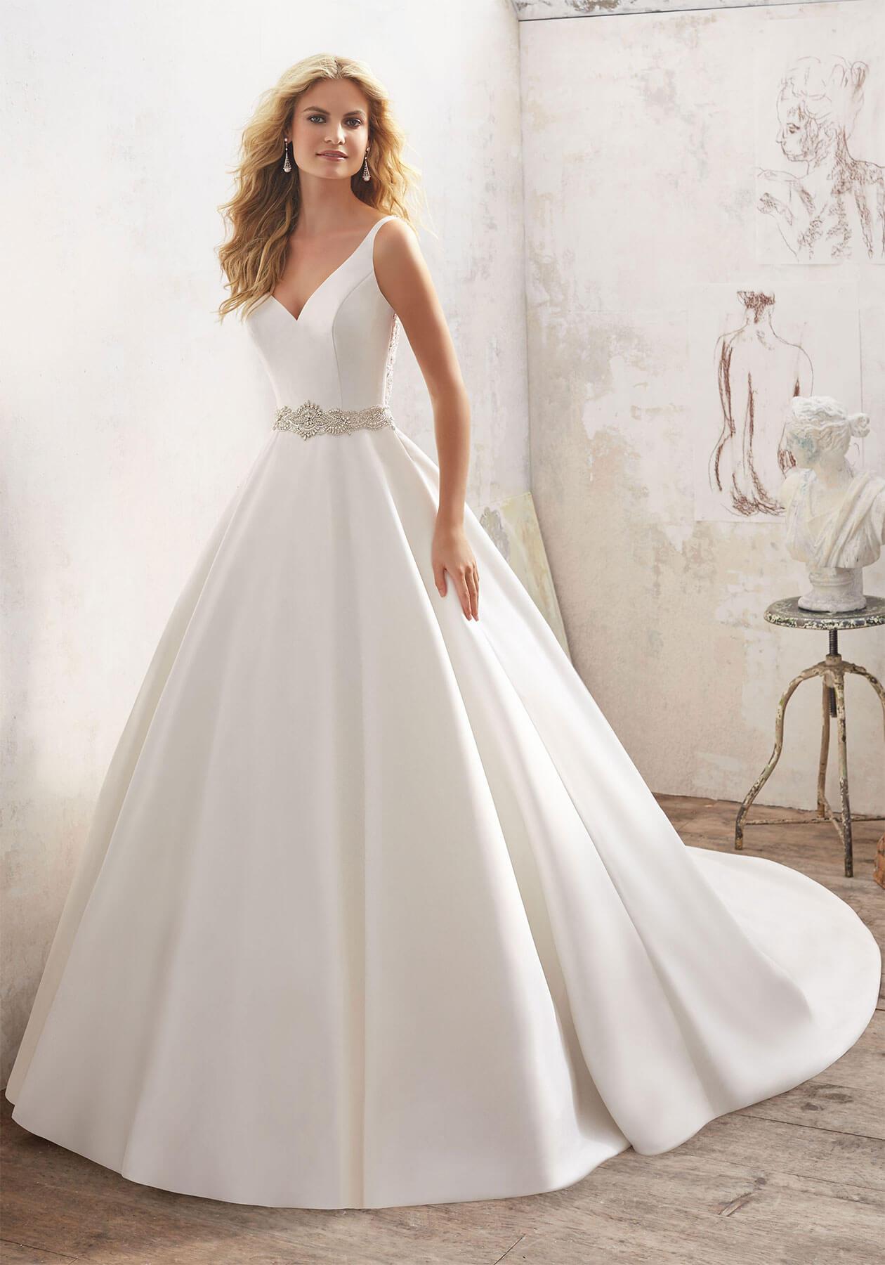 Свадебное платье Mori Lee 8123