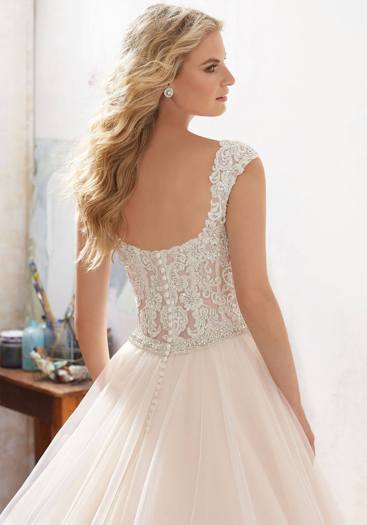 Свадебное платье Mori Lee 8126