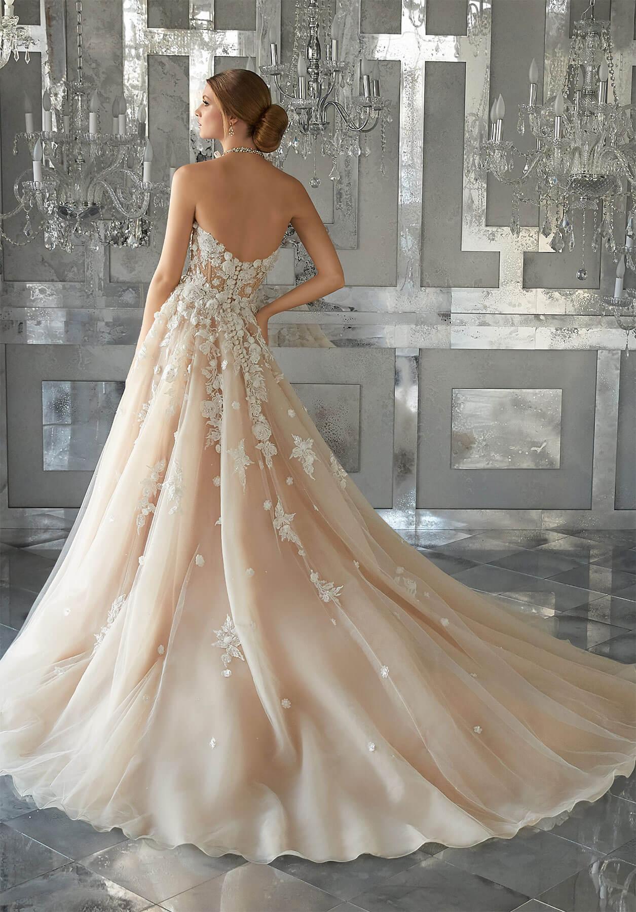 Свадебное платье Mori Lee 8171