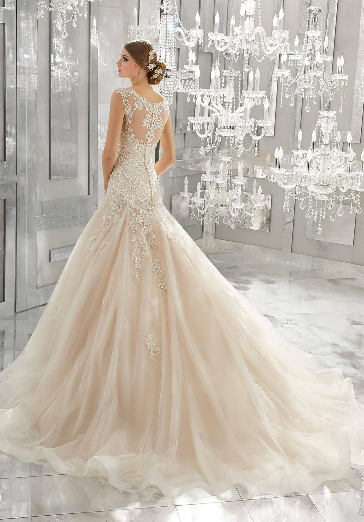 Свадебное платье Mori Lee 8174
