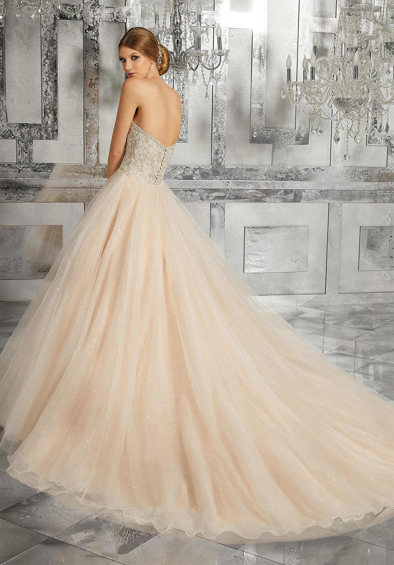 Свадебное платье Mori Lee 8175