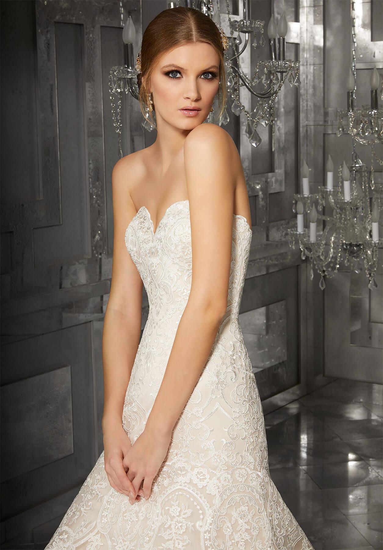свадебное платье Mori Lee 8178