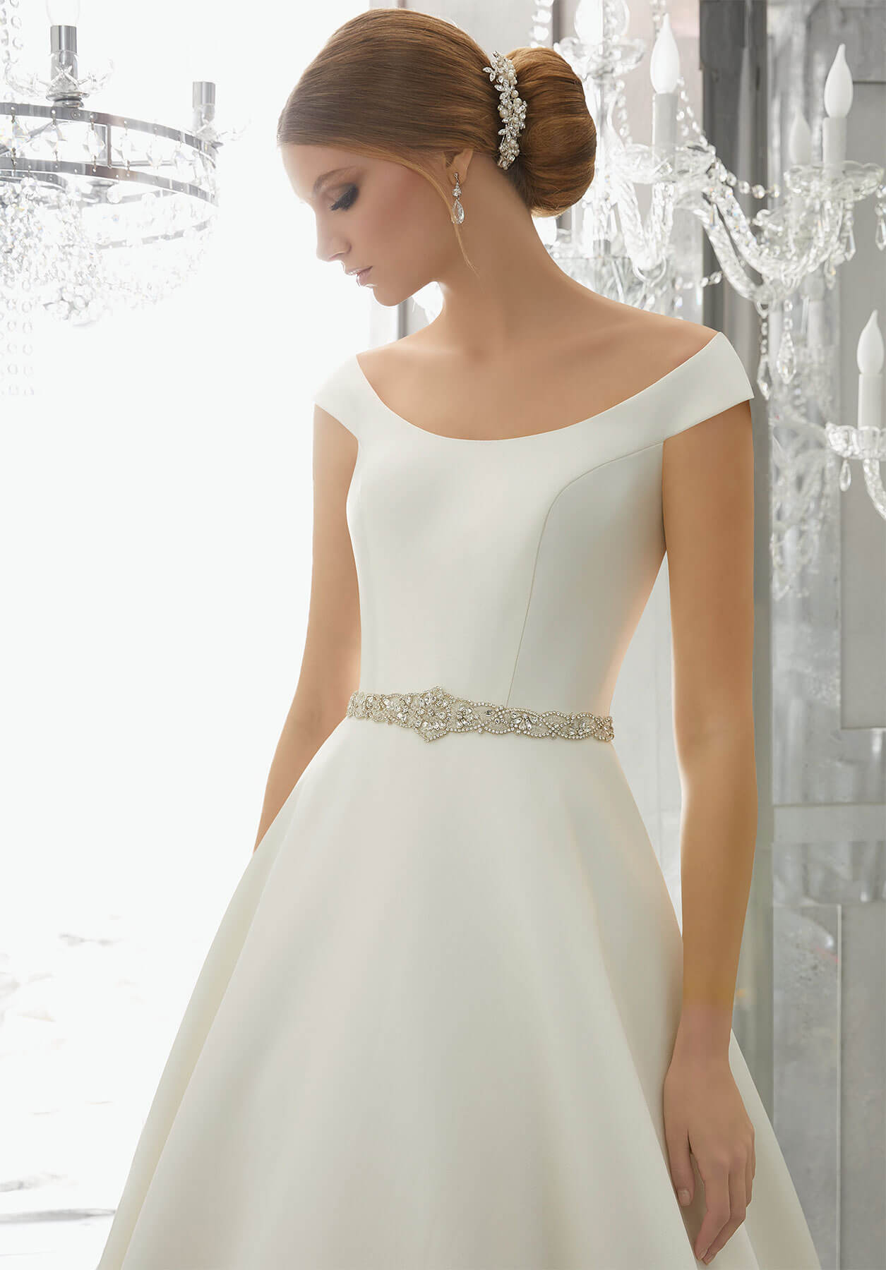 свадебное платье Mori Lee 8179