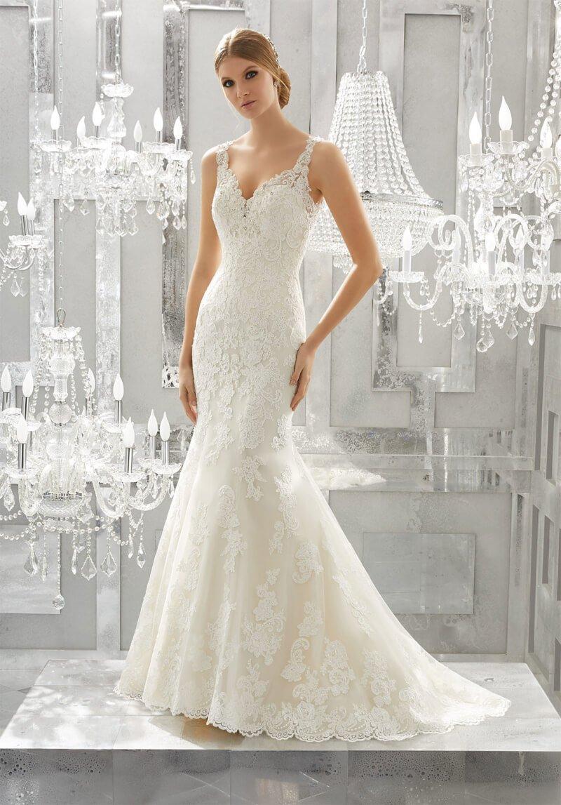 Свадебное платье Mori Lee 8183