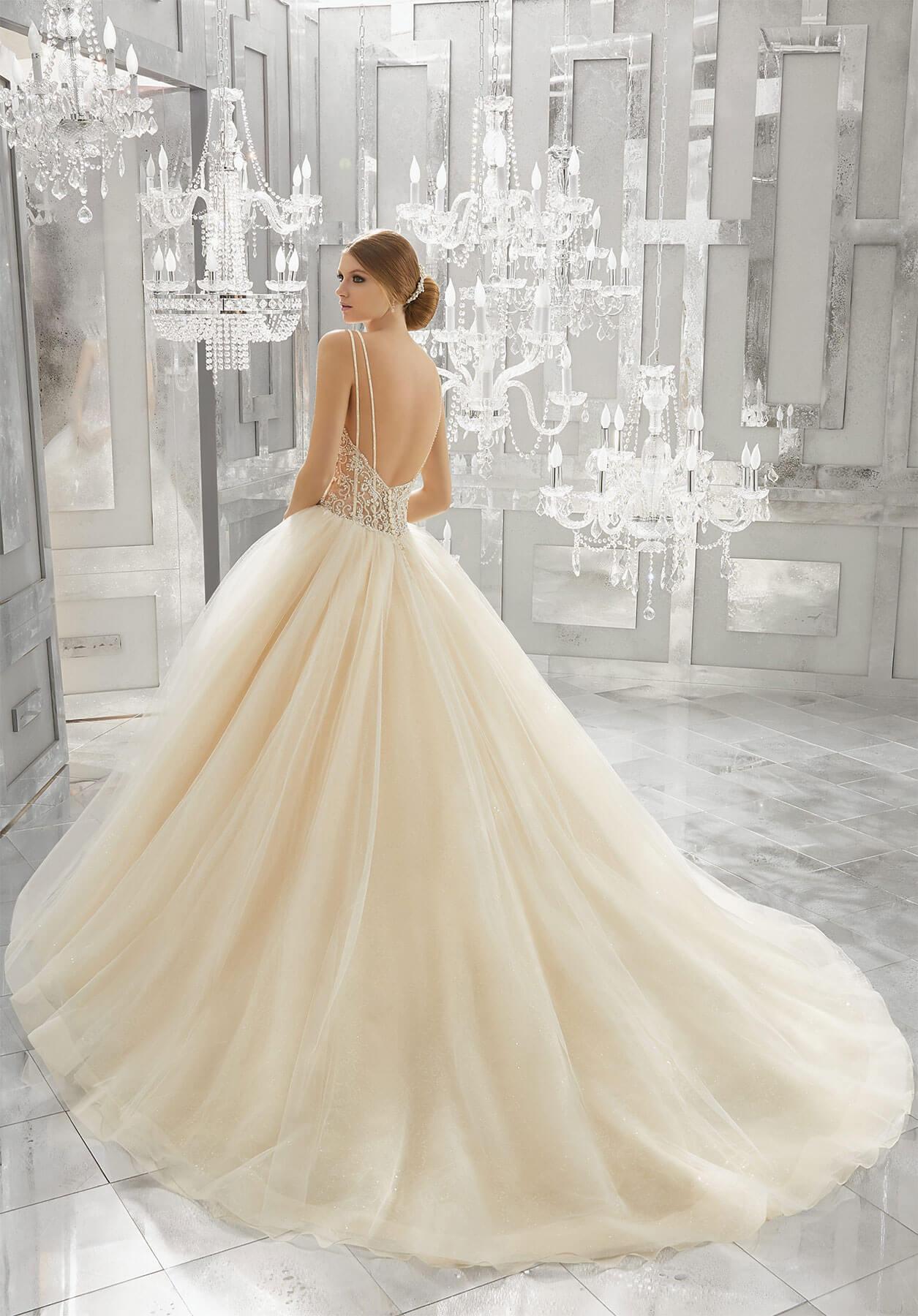 свадебное платье Mori Lee 8194