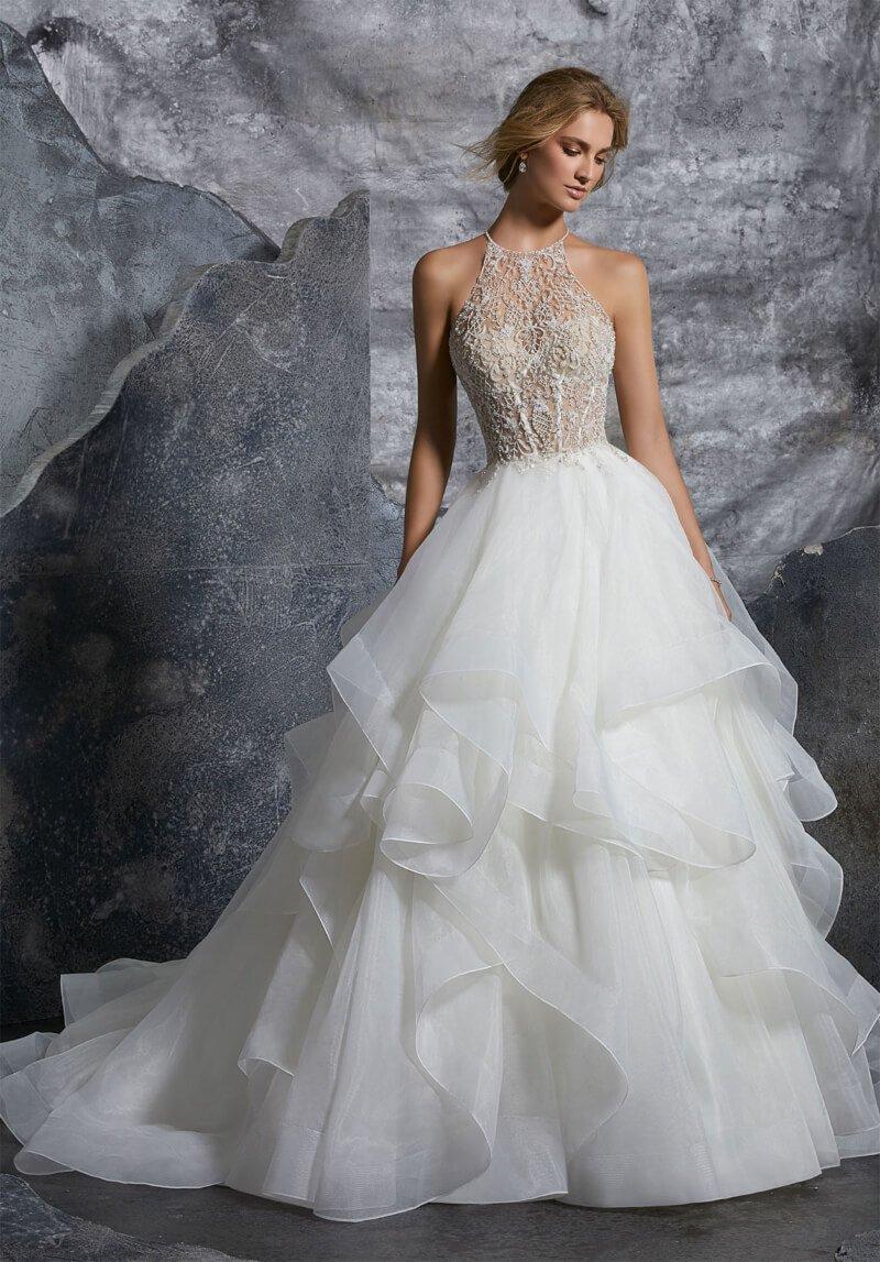 свадебное платье Mori Lee 8202