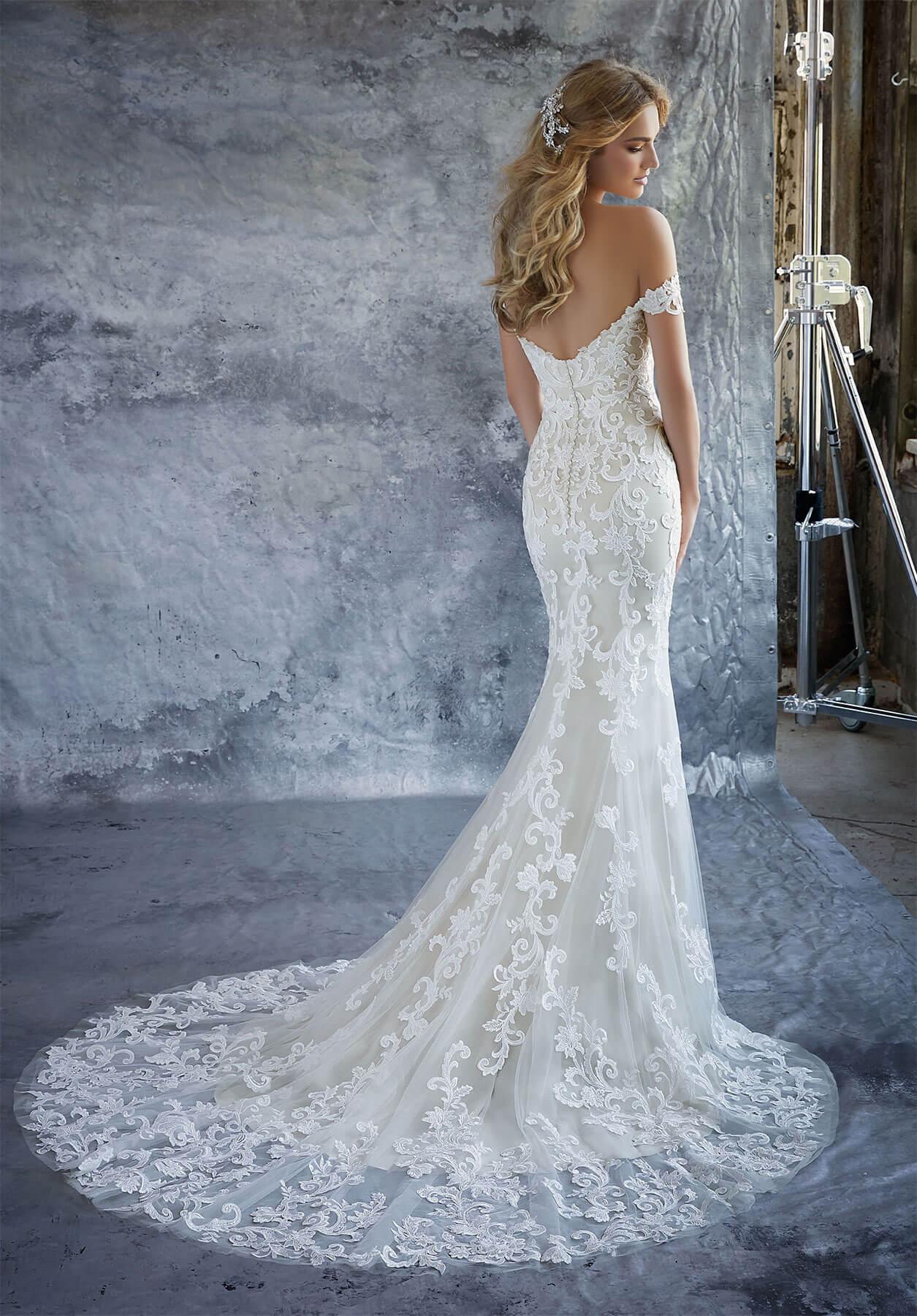 Свадебное платье Mori Lee 8203