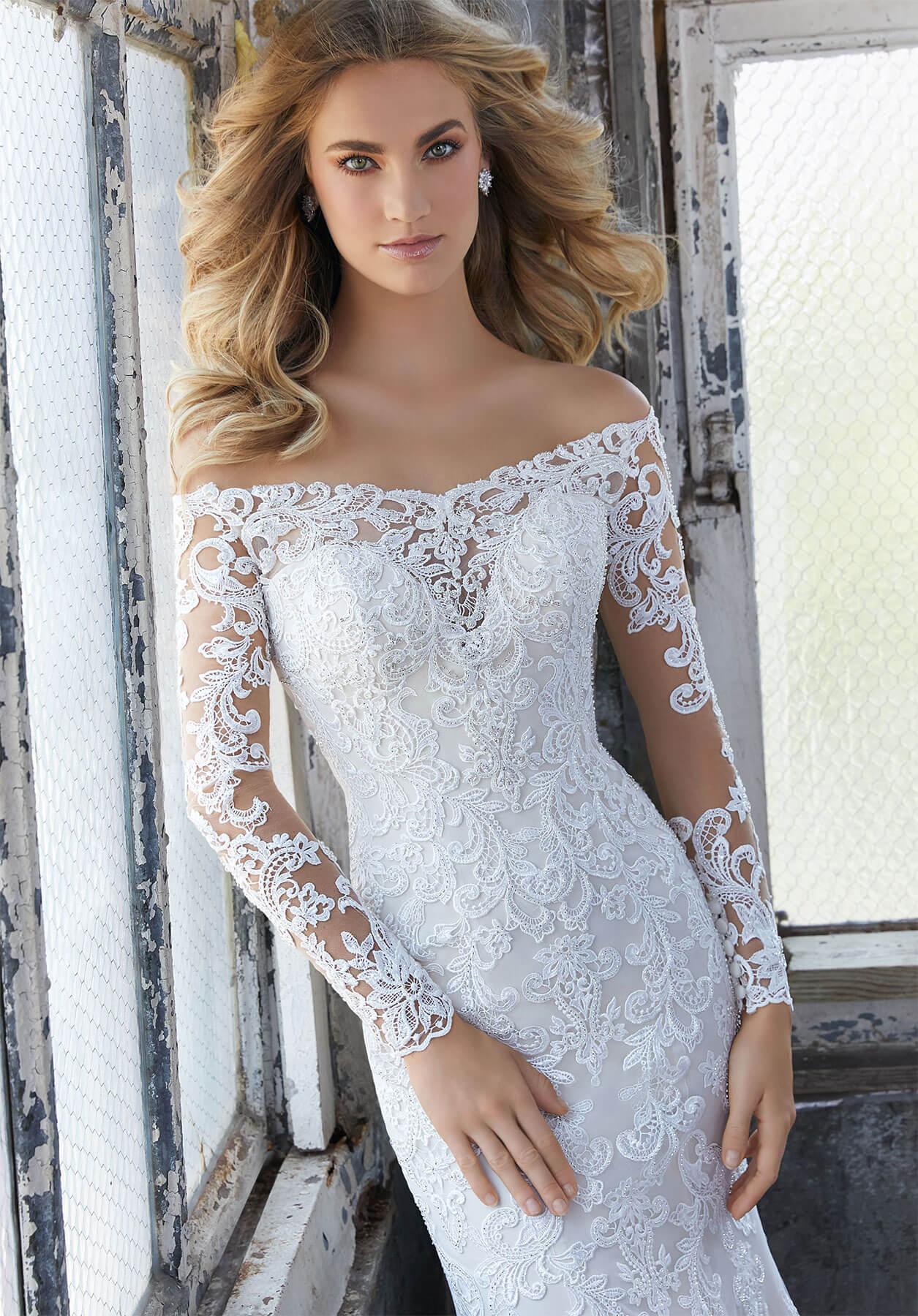 Свадебное платье Mori Lee 8207